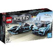 Lego 76898 Speed Champions Formula E Panasonic Jaguar Gen2