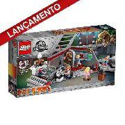 75932 Lego Jurassic World Perseguição De Raptor No Parque