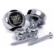 Strap Lock Super Locks Ernie Ball P04600 Nickel + Frete