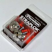 Strap Lock Dunlop Original Niquelado Sls1101n + Frete