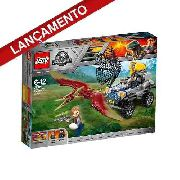 Bloco Lego Jurassic World Perseguição Ao Pteranodonte 75926
