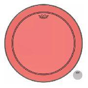Pele Bumbo Remo Powerstroke3 20 P3 1320 Ct Rd Colortone Red