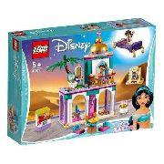Lego Disney 41161 Palácio De Aladdin E Jasmine Original Oferta