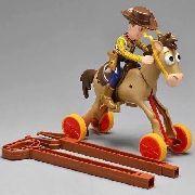 Toy Story 4 Woody Com Bala No Alvo Galopante - Toyng 22747