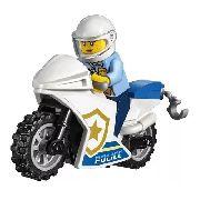 Lego City 60246 - Delegacia De Polícia - 743 Peças
