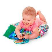 Almofada Com Atividades Baby Boppy Chicco Animal Tummy Time