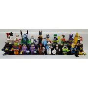 Set Completo Minifigures Batman Movie Series 2 71020