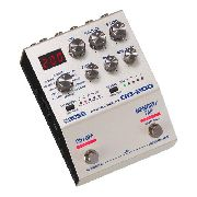 Pedal Boss Para Guitarra Digital Delay Dd-200