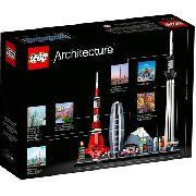 Lego Architecture 21051 - Tóquio - 547 Peças