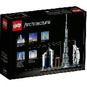 Lego Architecture 21052 - Dubai - 740 Peças
