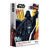 Quebra-cabeça Star Wars - Darth Vader 500 Peças Nano