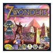 7 Wonders Jogo De Tabuleiro Portugues Original Board Game