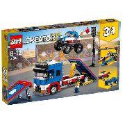 Lego Creator 31085 Espetaculo De Acrobacia Movel