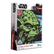 Quebra-cabeça P500 Peças Nano Star Wars Yoda