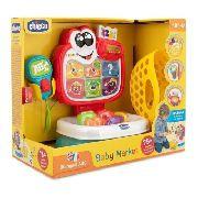 Brinquedo Atividade Abc Baby Market Vendinha Bilingue Chicco