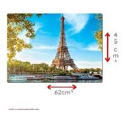 Quebra Cabeça Paris Puzzle De 62x45 1000 Peças - Toyster
