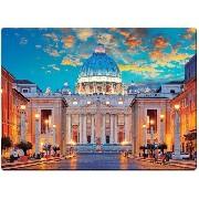 Quebra Cabeça 500 Peças Basílica De São Pedro 2305 - Toyster