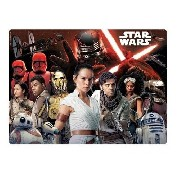 Puzzle 500 Pçs Star Wars Ix Ascensão Skywalker - Ed.especial