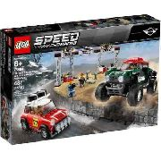 75894 Lego Speed Champions - 1967 Mini Cooper S Rally E 2018