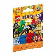Lego Minifigures - Festa - Série 18 - 71021 + Set Completo