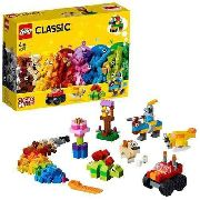 Lego Classic 11002 Conjunto De Peças Básico Basic Bricks 300 peças
