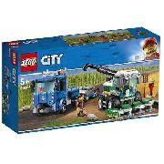 Lego City 60223 Transporte De Colheitadeira