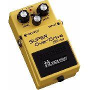Pedal Boss Super Overdrive Sd1w Waza Craft 3203