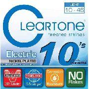 Encordoamento Guitarra Cleartone 010 Original Nickel Plated