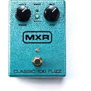 Pedal Mxr M173 Classic 108 Fuzz Dunlop M173 Original