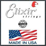 Encordoamento Elixir Guitarra 011 Anti Rust 12102 Guita + Nf
