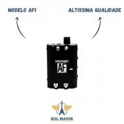 Amplificador Para Fone De Ouvido Af1 Preto - Santo Angelo
