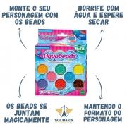 Aquabeads Brinquedo Refil Conjunto Beads Brilhantes 30678