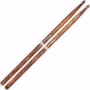 Baqueta Promark American Hickory 7a Firegrain Tx7aw-fg
