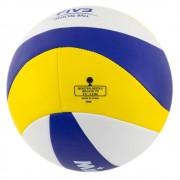 Bola de Volei de Praia Mikasa VXL30 Branco Azul