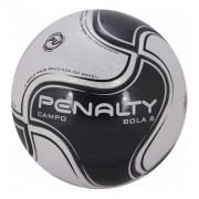 Bola Futebol Campo Penalty Bola 8 X Preta / Amarela Original