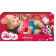 Boneca Little Mommy Recém Nascido Mattel FJL45