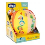 Brinquedo de Atividades Bola Musical - Baby Senses - Chicco