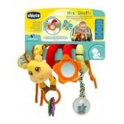 Brinquedo De Carrinho Para Bebê Atividades Girafa Chicco