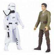 Brinquedo Hasbro Star Wars Snowtrooper Officer Poe E Dameron