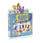 Brinquedo Infantil Fábrica De Borrachas Cute Pets - Estrela