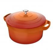 Caçarola 10,3L Premier Orange 32cm x 4,0mm Le Cook - LC1805