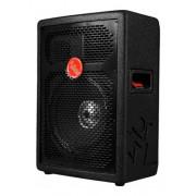 Caixa Acústica Passiva Fit 160p 80w 3 Vias (preta) - Leacs