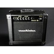 Caixa Amplificador Cubo Guitarra Mackintec Maxx 15 Preto 110v/220v
