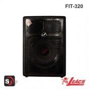 Caixa Fit 320 Ativa 250w Rms C/ Usb - Bluetooth - Leac's