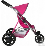 Carrinho Junior Active Pushchair Rosa - Chicco