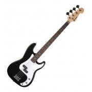 Contra Baixo Precision Bass 4 Cordas Pbs BK - Phx - Preto Metalico