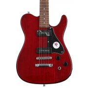 Guitarra G&L Tribute Asat Junior AJ2 Trans Red