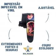 Correia Guitarra Planet Waves Kiss Collection Alive - 25LK05