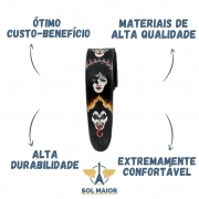 Correia Planet Waves Guitarra Kiss Rock And Roll - 25lk04