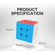 Cubo Mágico 3x3x3 Moyu Meilong Colorido V2 - Original